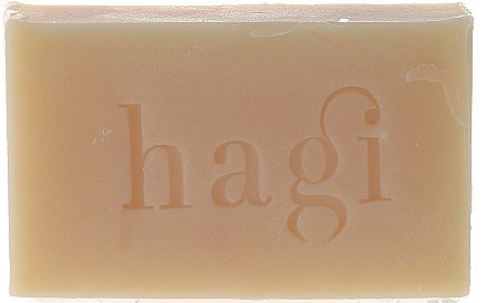 Natürliche Seife für Kinder mit Reisöl - Hagi Baby Soap — Bild N3