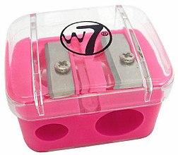 Düfte, Parfümerie und Kosmetik Doppelspitzer - W7 Duo Pencil Sharpener