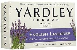 Düfte, Parfümerie und Kosmetik Parfümierte Körperseife - Yardley English Lavender Soap