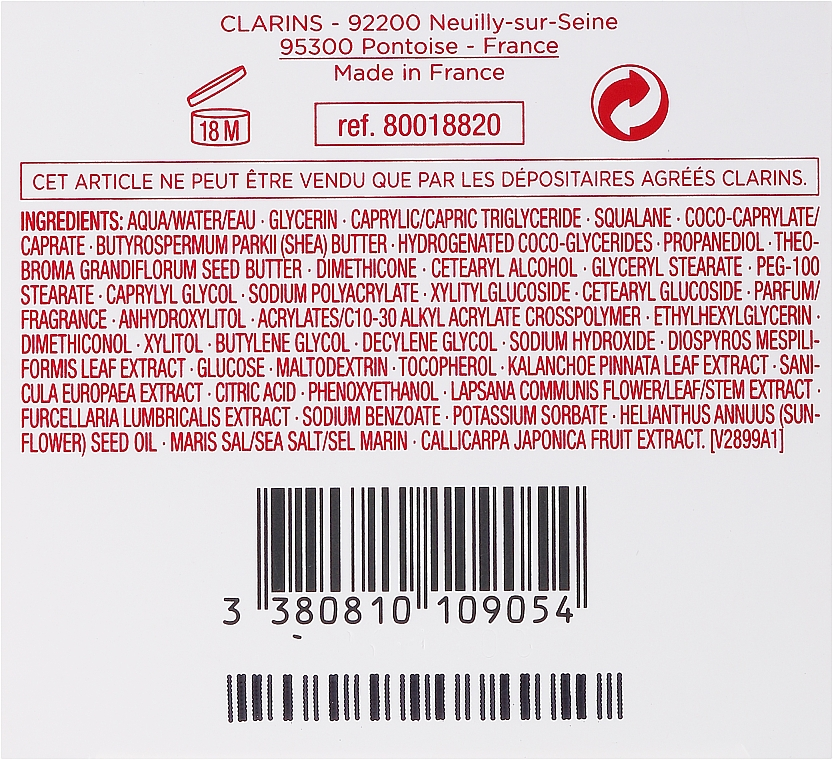Feuchtigkeitscreme für trockene Haut - Clarins Hydra-Essentiel Rich Cream — Bild N3