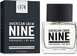 Düfte, Parfümerie und Kosmetik American Crew Nine Fragrance For Men - Eau de Toilette