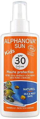 Sonnenschutzcreme für Kinder SPF 30 - Alphanova Sun Kids SPF 30 UVA — Bild N1