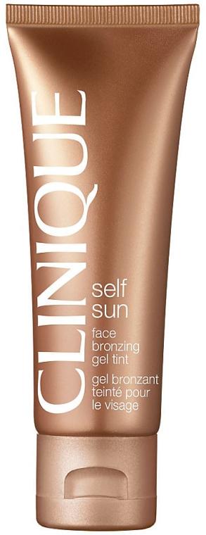 Bronzing Gesichtsgel - Clinique Face Bronzing Gel Tint — Bild N1