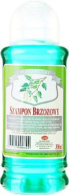 """Shampoo für normales und fettiges Haar """"Birke"""" - Achem Popular Birch Shampoo — Bild N1"""