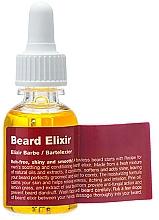 Düfte, Parfümerie und Kosmetik Beruhigendes und glättendes Bartelixier gegen Juckreiz - Recipe For Men Beard Elixir