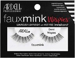 Düfte, Parfümerie und Kosmetik Künstliche Wimpern - Ardell Faux Mink Demi Wispies