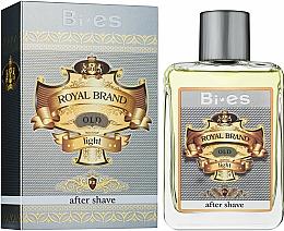 Düfte, Parfümerie und Kosmetik Bi-Es Royal Brand Light - After Shave