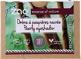 Düfte, Parfümerie und Kosmetik Lidschatten (Nachfüller) - ZAO Pearly Eye Shadow