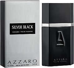 Düfte, Parfümerie und Kosmetik Azzaro Silver Black - Eau de Toilette