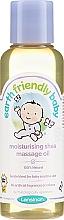 Düfte, Parfümerie und Kosmetik Feuchtigkeitsspendendes Massageöl für Babys mit Sheabutter - Earth Friendly Baby Moisturising Shea Massage Oil