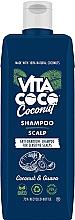 Düfte, Parfümerie und Kosmetik Shampoo gegen Schuppen mit Kokos und Guave - Vita Coco Scalp Coconut & Guava Shampoo