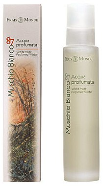 Frais Monde Muschio Bianco 87 White Musk Perfumed Water - Eau de Parfum — Bild N1