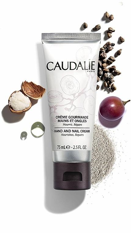 Hand- und Nagelcreme - Caudalie Vinotherapie Hand And Nail Cream — Bild N3