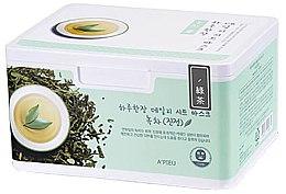 Düfte, Parfümerie und Kosmetik Gesichtsmaskenset mit Grüntee - A'pieu Daily Sheet Mask Green Tea Soothing
