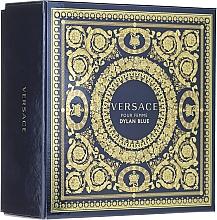 Düfte, Parfümerie und Kosmetik Versace Dylan Blue Pour Femme - Duftset (Eau de Parfum 30ml + Körperlotion 50ml)