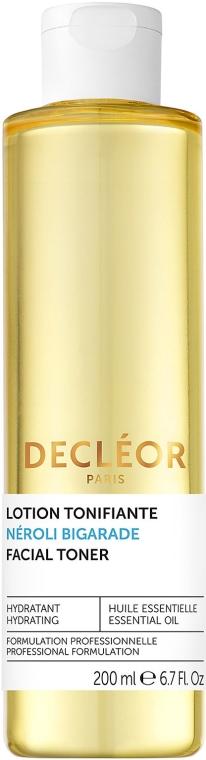 Belebende Reinigungslotion mit ätherischem Öl aus Néroli - Decleor Lotion Tonifiante Essentielle — Bild N1