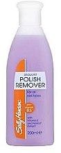 Düfte, Parfümerie und Kosmetik Nagellackentferner - Sally Hansen Regular Polish Remover With Vitamin E