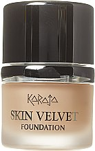 Düfte, Parfümerie und Kosmetik Anti-Aging Lifting-Foundation - Karaja Skin Velvet Make Up Foundation