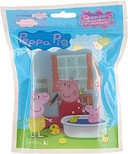 Düfte, Parfümerie und Kosmetik Kinder-Badeschwamm Peppa Pig Peppa in der Schule blau - Suavipiel Peppa Pig Bath Sponge