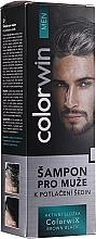 Düfte, Parfümerie und Kosmetik Tönungsshampoo für Männer - Colorwin Shampoo For Men