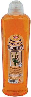 Shampoo für normales und schnell fettendes Haar - Achem Popular Tatar and Hops Shampoo — Bild N1