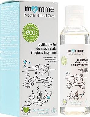 Gel für Körper und Intimhygiene - Momme Mother Natural Care Gel — Bild N1