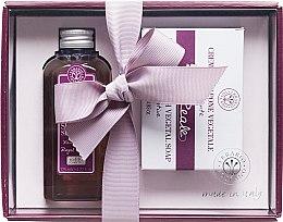 Düfte, Parfümerie und Kosmetik Erbario Toscano Royal Grape - Körperpflegeset (2in1 Duschgel und Shampoo 125ml + Seife 140g)