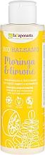 """Düfte, Parfümerie und Kosmetik Bio Haarspülung """"Moringa und Zitrone"""" für mehr Glanz - La Saponaria Bio Balsamo Moringa & Limone"""