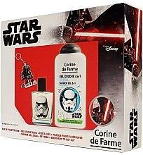 Düfte, Parfümerie und Kosmetik Corine de Farme Star Wars - Duftset (Eau de Toilette 50ml + Duschgel 250ml + Accessories)