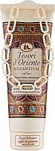 Düfte, Parfümerie und Kosmetik Tesori d`Oriente Byzantium Shower Cream - Duschcreme