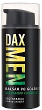 Düfte, Parfümerie und Kosmetik Leichter regenerierender After Shave Balsam - DAX Men