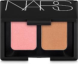 Düfte, Parfümerie und Kosmetik Make-up Palette - Nars Blush Bronzer Duo