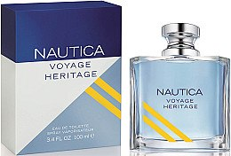 Düfte, Parfümerie und Kosmetik Nautica Voyage Heritage - Eau de Toilette