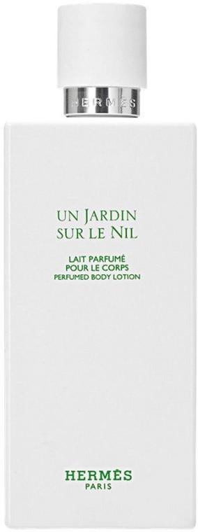 Hermes Un Jardin sur le Nil - Körperlotion — Bild N2