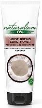 Düfte, Parfümerie und Kosmetik Pflegende Haarspülung mit Kokosöl für normales Haar - Naturalium Coco Conditioner