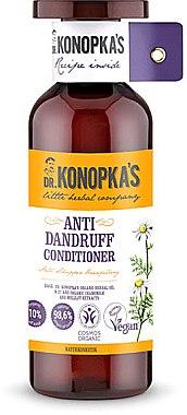Haarspülung gegen Schuppen - Dr. Konopka's Anti-Dandruff Conditioner — Bild N1