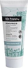 Düfte, Parfümerie und Kosmetik Zahnpasta mit Eukalyptus-Extrakt - Bio Happy Neutral&Delicate Toothpaste Eucalyptus