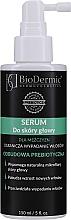 Düfte, Parfümerie und Kosmetik Kopfhautserum gegen Haarausfall und zum Haarwachstum - BioDermic Prebiotic Peeling Men Serum