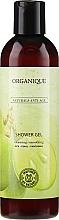 Düfte, Parfümerie und Kosmetik Glättendes Anti-Aging Duschgel - Organique Naturals Anti-Age Shower Gel