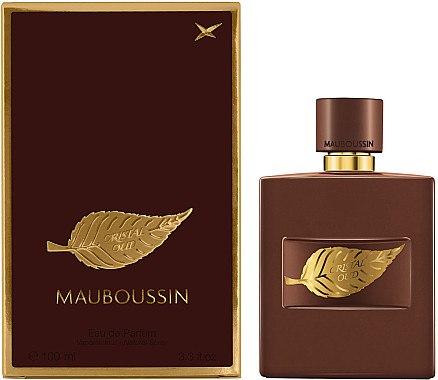 Mauboussin Cristal Oud - Eau de Parfum — Bild N1