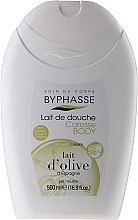 Düfte, Parfümerie und Kosmetik Dusch- und Badecreme mit Algenextrakt - Byphasse Caresse Shower Cream Olive Milk