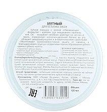 100% Natürliches aufhellendes Zahnpulver mit Minzextrakt - Rezepte der Oma Agafja — Bild N3