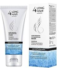 Düfte, Parfümerie und Kosmetik Maske für schnelles Haarwachstum - Long4Lashes Hair Ice Mask