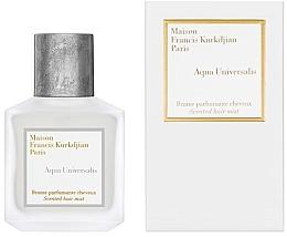 Düfte, Parfümerie und Kosmetik Maison Francis Kurkdjian Aqua Universalis - Parfümierter Haarnebel