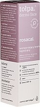 Düfte, Parfümerie und Kosmetik Stärkende und beruhigende Tagescreme gegen Rötungen SPF 10 - Tolpa Dermo Face Rosacal Face Cream