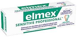 Düfte, Parfümerie und Kosmetik Medizinische Zahnpasta für sofortige und anhaltende Schmerzlinderung bei schmerzempfindlichen Zähnen - Elmex Professional Sensitive Toothpaste