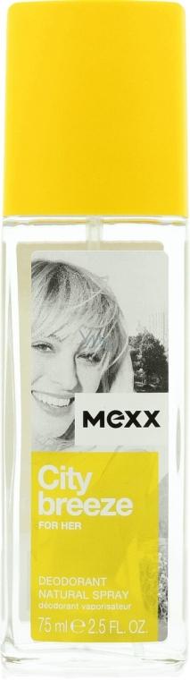 Mexx City Breeze For Her - Parfümiertes Körperspray