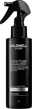 Strukturausgleichendes Haarspray ohne Ausspülen - Goldwell System Structure Equalizer — Bild N1