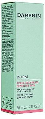 Beruhigende Gesichtscreme für empfindliche Haut - Darphin Intral Soothing Cream — Bild N1