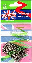 Düfte, Parfümerie und Kosmetik Haarnadeln braun 45 mm, 40 St. - Ronney Brown Hair Pins
